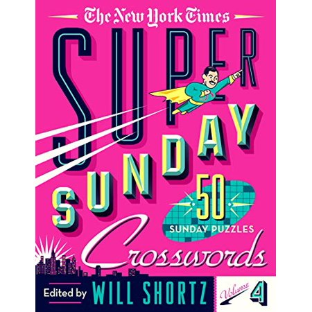 The New York Times Super Sunday Crosswords (Volume 4) - image 1 of 1