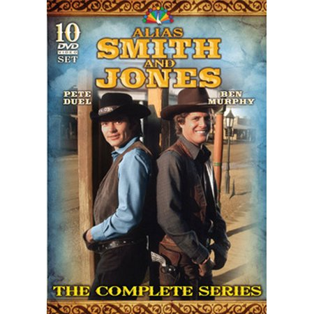 Alias Smith and Jones: The Complete Series (DVD) (Alphas Complete Series)