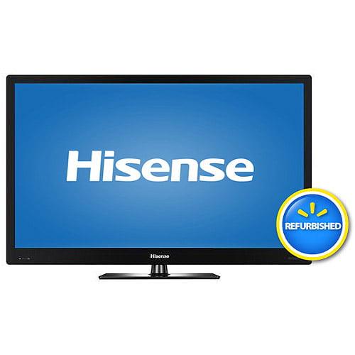 "Hisense 46"" Class LCD 1080p 60Hz HDTV  LTDN46V86US, Refurbished"