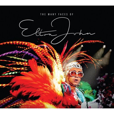 Many Faces Of Elton John [Vinyl]