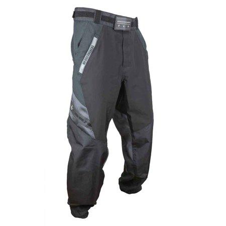 Bunker Kings Featherlight Fly Paintball Pants - Black - 2X