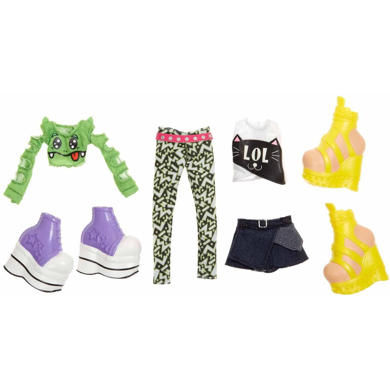 Bratz Deluxe Fashion Pack 2, Raya and Jade by MGA Entertainment