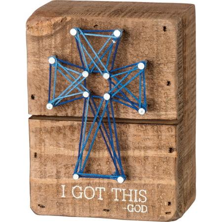 String Box Sign - I Got This