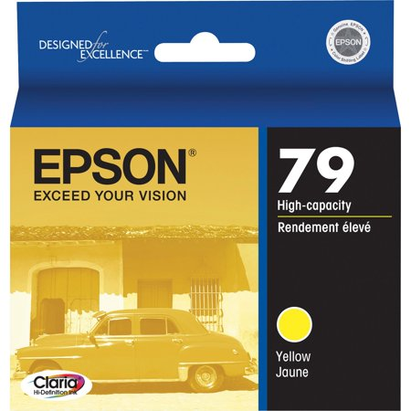 Epson, EPST079420, T079120 Series Ink Cartridges, 1 / Each