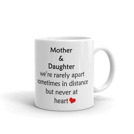 Mother & Daughter Love Coffee Tea Ceramic Mug Office Work Cup Gift 11
