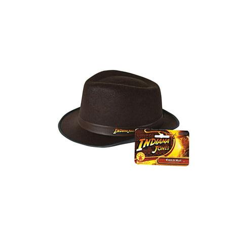 Child Indiana Jones Hat Rubies 49680