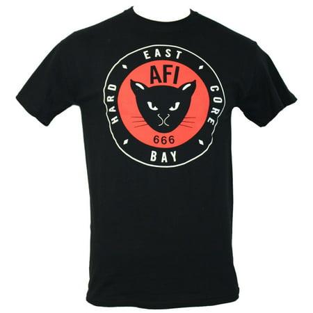 IN MY PARENTS BASEMENT - AFI Mens T-Shirt - Hard Core East Bay Mean Cat  Logo - Walmart.com 1af37c3a6