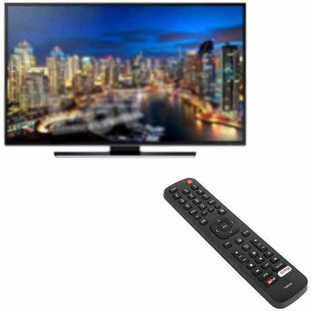 Remote Compatible with All Hisense Roku TV, Universal Remote Control for Hisense 32 40 43 50 55 58 65 70 75 85 Inch 4K