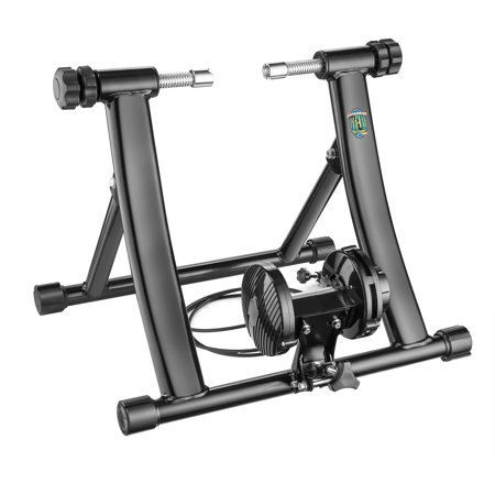 rad cycle products rad mag elite 9 levels of resistance bicycle trainer work