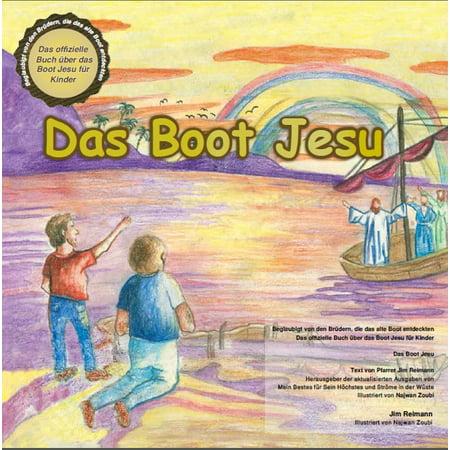 Das Boot des Jesus: Das offizielle Kinderbuch des Boots des Jesus - eBook (Offizielle Indien)