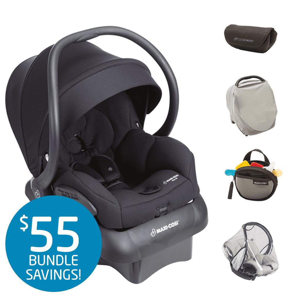 Maxi-Cosi Mico 30 Infant Car Seat w/  Accessories