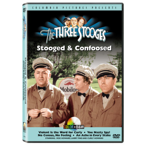 The Three Stooges: Stooged And Confoosed (Full Frame)