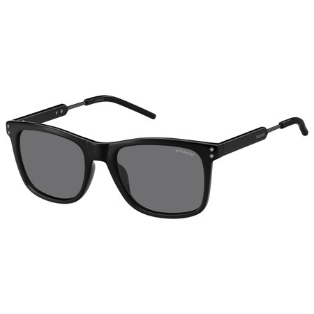 PLD 2034/S 0CVS Y2 Black Ruthenium 53mm Polaroid PLD 2034/S Square Man Polarized (Sunglasses Male)