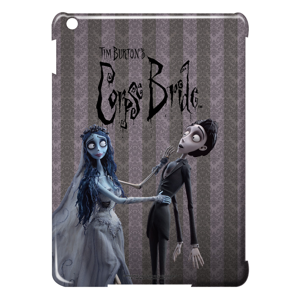 Corpse Bride Bride And Groom Ipad Air Case White Ipa