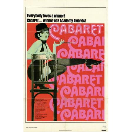 Cabaret  1972  11X17 Movie Poster