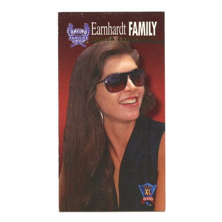 1994 Press Pass Optima XL #43 Teresa Earnhardt Family Racing (Press Pass Racing Hobby Box)