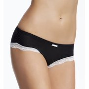 felina 730038 inviting micro modal with lace hipster panty