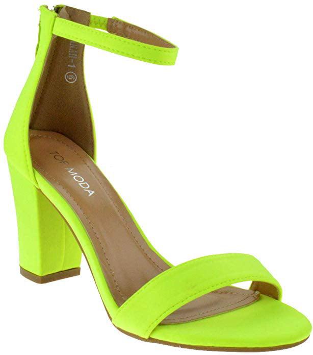 Top Moda Women's HAnnah-1 Ankle Strap