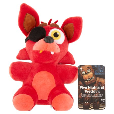 Five Nights At Freddys Foxy Plush