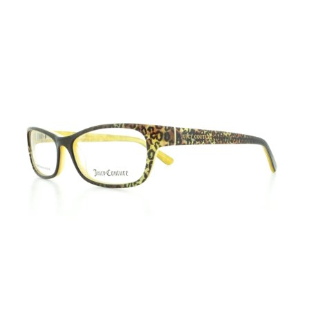 JUICY COUTURE Eyeglasses 131 0JUF Leopard (Leopard Eyeglasses)