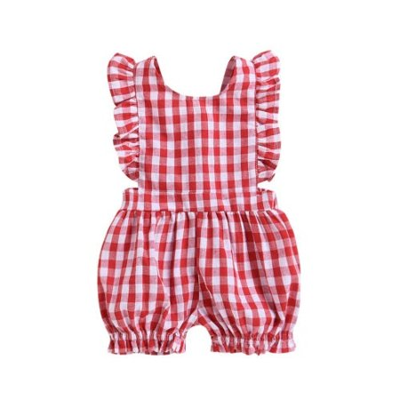 Hot Newborn Baby Girls Romper Jumpsuit Bodysuit Infant Clothes Outfits Set R - Girls Hot Clothes