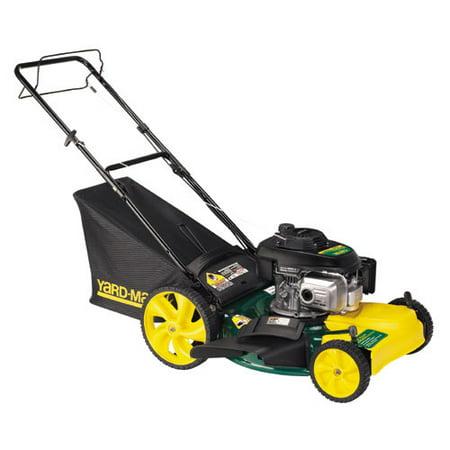 Mtd Yard Man 160cc 21 Inch Self Propelled Lawn Mower