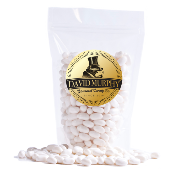David Murphy Gourmet Jelly Beans - Natural Coconut Flavor, 1lb