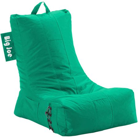 Big Joe Beansack Emerald Green Video Lounger Bean Bag