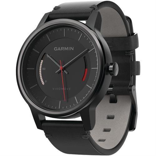 Garmin vívomove Classic - Black - activity tracker