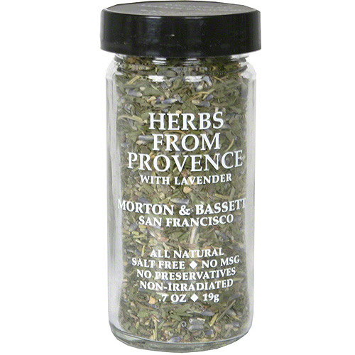 Morton & Bassett Spices Herbs From Provence With Lavender, 0.7 oz (Pack of 3)
