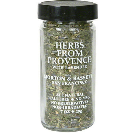 Morton & Bassett Spices Herbs From Provence With Lavender, 0.7 oz (Pack of