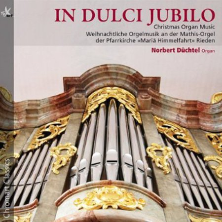 In Dulci Jubilo: Christmas Organ Music (CD)](Halloween Spooky Organ Music)