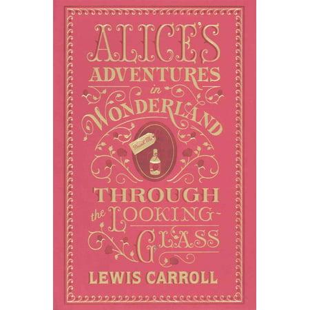 Dog In Alice In Wonderland (Alices Adventures in Wonderland & Throug (Barnes Noble Flexibound Edition) (Barnes & Noble Flexibound Editions))