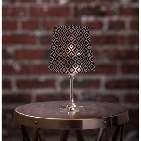 Modgy SH5000x2 Lumizu Wine Glass Shade Lucy-Pack of - Wine Glass Shades