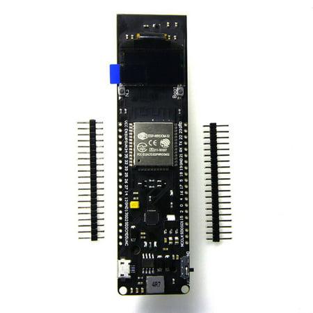 TTGO Wifi Wireless bluetooth Battery ESP32 0.96 inch OLED Development Tool Board Module Electronic Components
