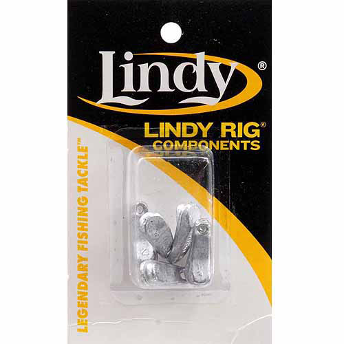 Lindy Walking Sinker, 1/4 Oz