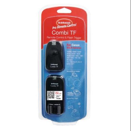 Combi Tf Remote Control & Flash Trigger For Canon, Pentax & Samnsung Dslrs by