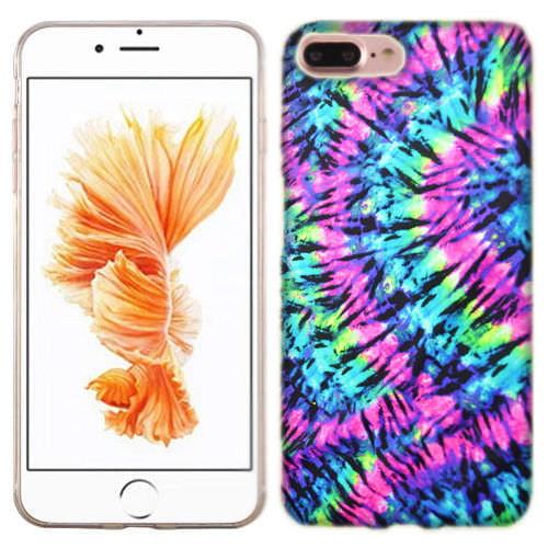 MUNDAZE Hippie Tie Dye Case Cover For Apple iPhone 8 PLUS