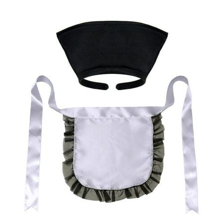 Diy Baby Halloween Costumes Pinterest (SeasonsTrading Nurse Hat Headband & Apron Costume Set)