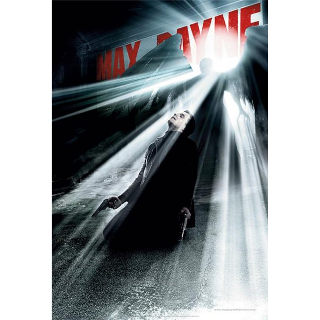 Posterazzi MOVGI3269 Max Payne Movie Poster - 27 x 40 in. - image 1 of 1
