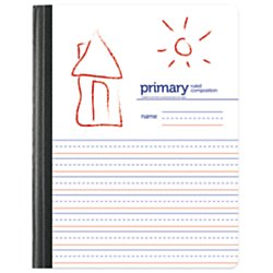 Primary Composition Notebooks (Office Depot® Brand Primary Composition Book, 7 1/2