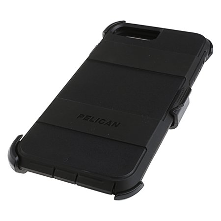 Pelican iPhone 6+, iPhone 7+, & iPhone 8+ Voyager Case, Black