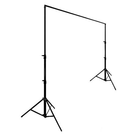 Efavormart 10ft X10ft Heavy Duty Pipe and Drape Kit Wedding Photography Backdrop