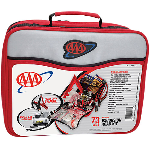 AAA Road Excursion Kit, 73pc