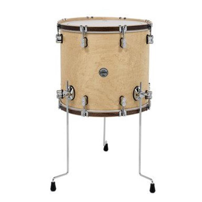 Pdp Pdcc1414ftnt Classic 14 X 14 Floor Tom Natural Wallnut