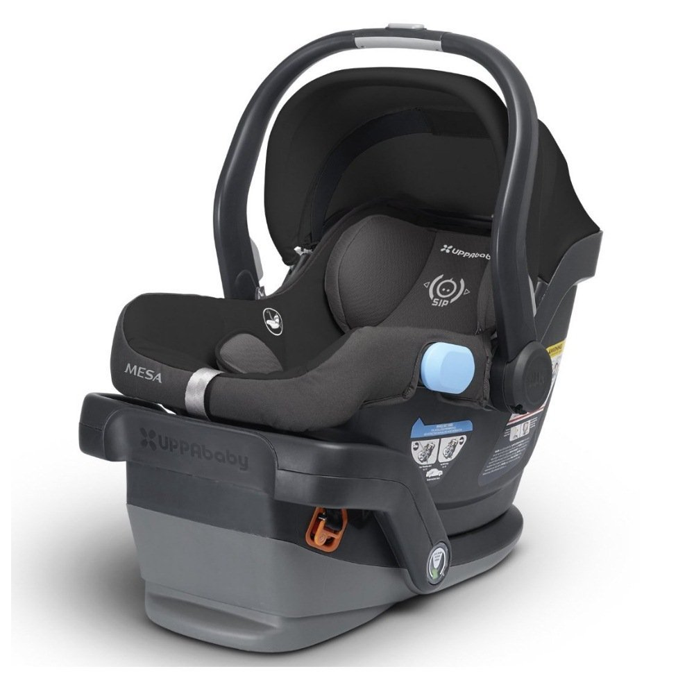 UPPAbaby VISTA 2015 RumbleSeat - Denny Red/Silver