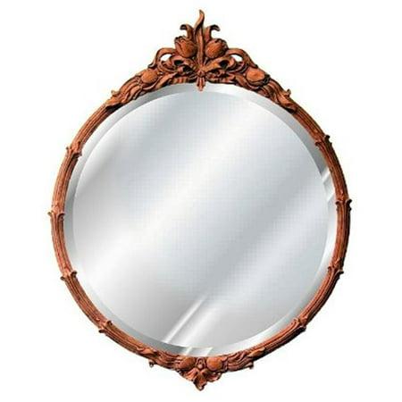Hickory Manor 6025BZ Tulip BRONZE Decorative Mirror