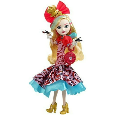 Ever After High Way Too Wonderland Apple White - Everafter High