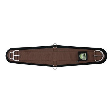 Roper Cinch (Weaver 35-2371-BR-34 Felt Lined Roper Smart Cinch Buckle Brown)