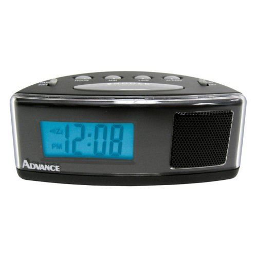 Geneva Clock Desktop Clock Radio 6028AT
